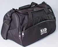 Удобная спортивная сумка 25 л MAD TWIST STW80 Черный