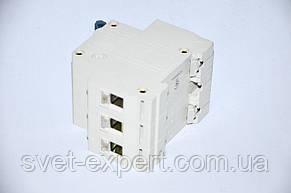 Автоматичний вимикач  3Р 32А (6кА) Титан, фото 3