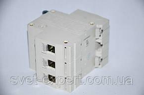 Автоматичний вимикач  3Р 40А (6кА) Титан, фото 3