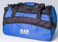 Удобная спортивная сумка 25 л MAD TWIST STW50 Синий