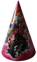 """Колпак праздничный """"Winx"""" 16 см."""