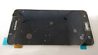 Дисплейный модуль Samsung J510 Galaxy J5 с сенсором Black оригинал , GH97-18792B