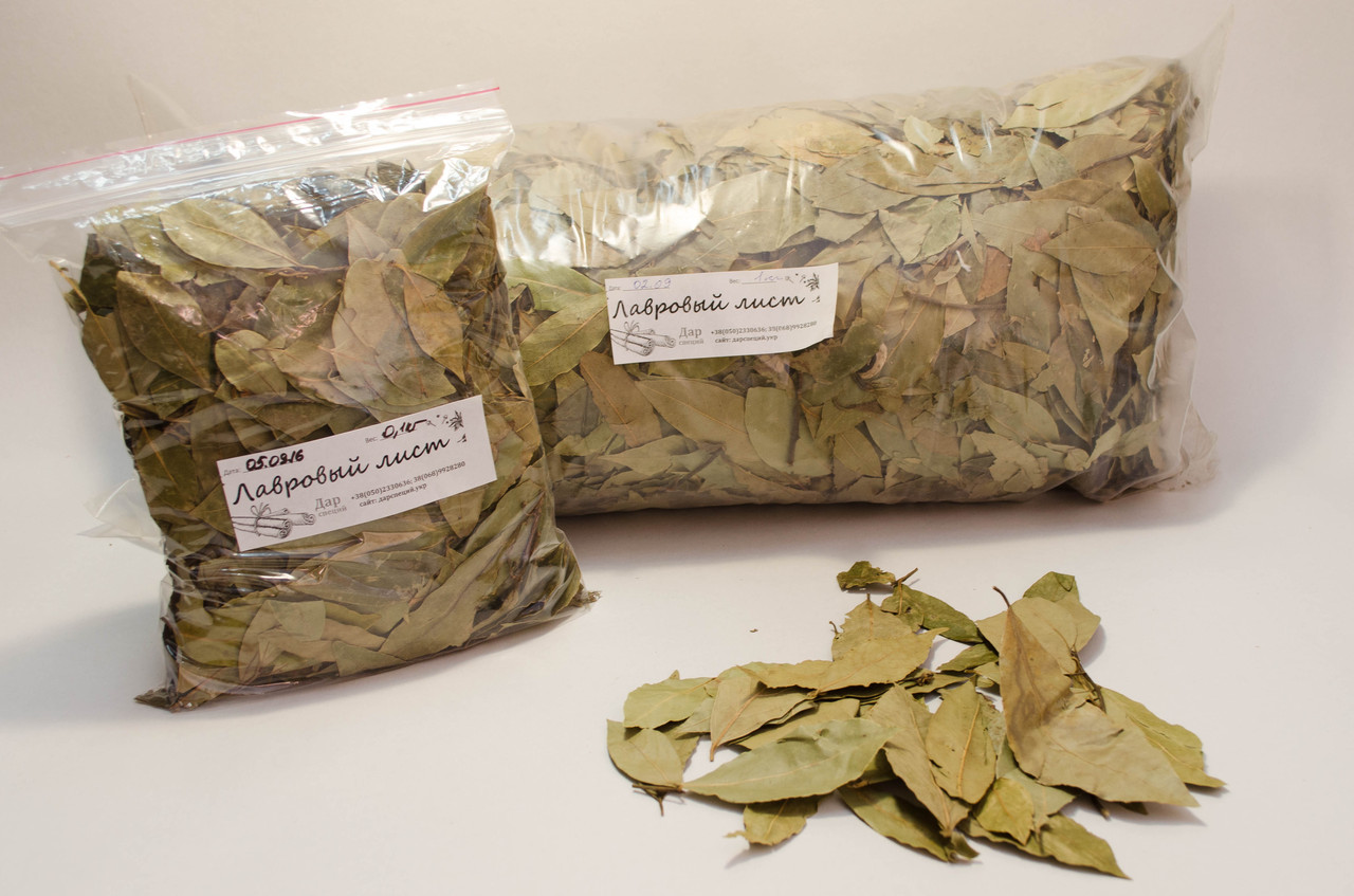 Лавровый лист сушеный