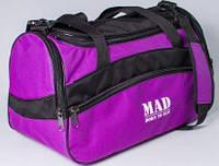 Удобная спортивная сумка 25 л MAD TWIST STW60 Фиолетовый