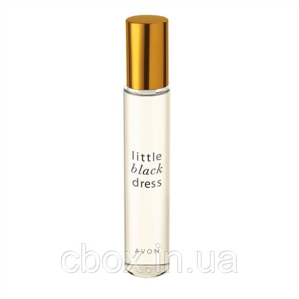 Парфумерна вода жіноча Little Black Dress, LBD, Ейвон, Avon, маленьке чорне плаття, спрей, міні-парфуми 10 мл