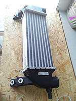Радиатор интеркулера FORD Connect 1.8TDI-TDCI до 31.07.2006 года (с корпусом + датчик) 2T1Q 9L440 AC,4548369