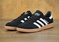 Мужские кроссовки Adidas SPEZIAL Black/Brown