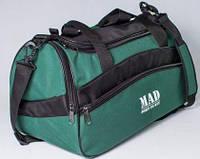 Удобная спортивная сумка 25 л MAD TWIST STW31 Зеленый