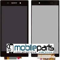 Оригинальный Дисплей (Модуль) + Сенсор (Тач) для Sony C6902   C6903   C6906   C6943   L39h   Xperia Z1(Черный)