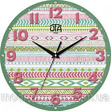 """Часы настенные """"Орнамент"""" круглые"""