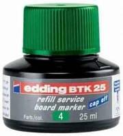 Чернила для заправки маркеров для досок Edding  Board e-BTK25 зелёные (BTK25/04)