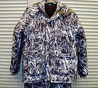 Зимний костюм ANT Камыш белая ночь размер 48-50 (M), фото 1
