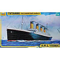 Пассажирский лайнер Титаник (код 200-366486)