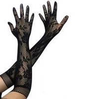 Ажурные перчатки