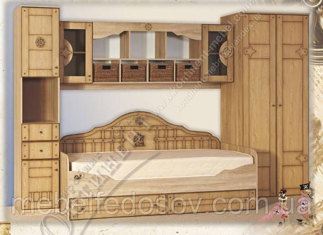 набор мебели для детской остров сокровищ
