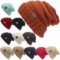 Зимняя шапка. Большой выбор расцветок