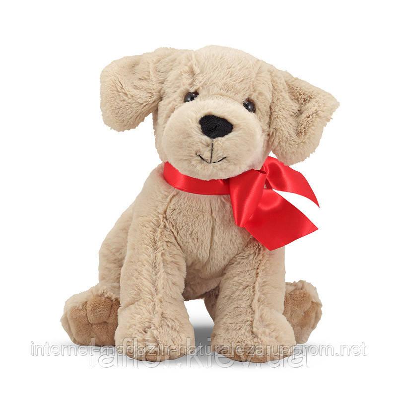 Мягкая игрушка щенок желтого лабрадора Melissa&Doug