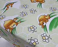 Детское постельное белье в кроватку Сладкоежка, бязь