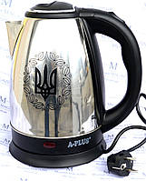 Электрический чайник Герб Украины А плюс EK1690