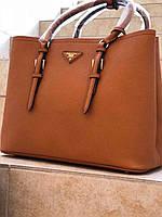 PRADA женская сумка саквояж