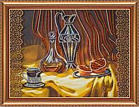 """РАСПРОДАЖА! Набор для вышивки бисером на натуральном художественном холсте """"Рошан"""""""