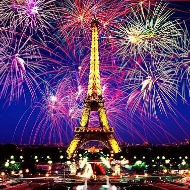 Туры в Париж на Новый год и Рождество - ЭЛИОТ в Киеве