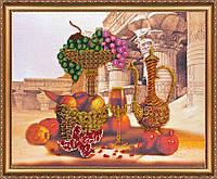 """Набор для вышивки бисером на натуральном художественном холсте """"Рахат"""""""