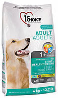 Корм для собак с лишним весом 1st Choice Adult Light