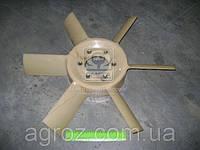 Вентилятор системы охлаждения Д 243,245 пластиковый 6 лопаст. (пр-во Украина) 245-1308010-А