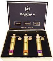 Набор Montale (Deep Rose, Orange Flowers, Dark Purple)
