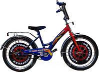 Детский велосипед Mustang Тачки 20 дюймов