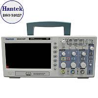 Осциллограф HANTEK DSO5102P двухканальный 100МГц, 1ГС/с