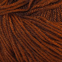 Пряжа Mondial Merinos Extra коричневый