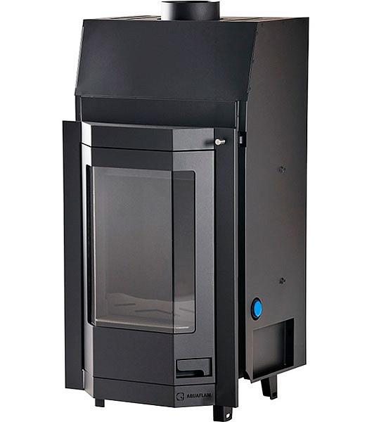 Каминная топка AQUAFLAM 12 PRISMATIC (водяной контур, автомат)