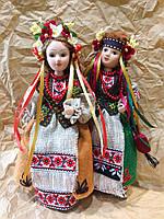 Украинский сувенир Кукла в национальном костюме mini (16 см)