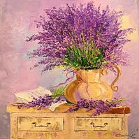 «Букет лаванды» картина маслом