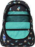 Рюкзак  молодежный Bagland городской на 20 л. Бурундучки., фото 4