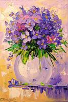 «Букет цветов» картина маслом