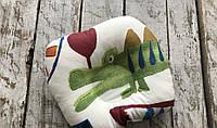 Подушка для новорожденных Краски