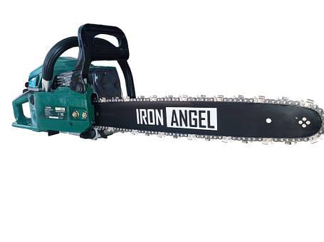 Бензопила Iron Angel CS 450 М (3.9 л.с., шина 45 см), фото 2