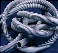 Гофрированная труба д.29 мм, из нераспространяющего горение полиамида