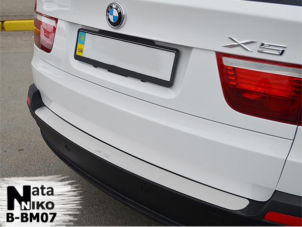 Накладка на бампер Premium BMW M5 (E60) 2006-2010