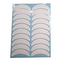 Виниловые подложки (патчи) для изоляции нижних ресниц при наращивании