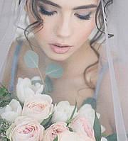 Макияж свадебный, вечерний, к фотосессиям, креативный