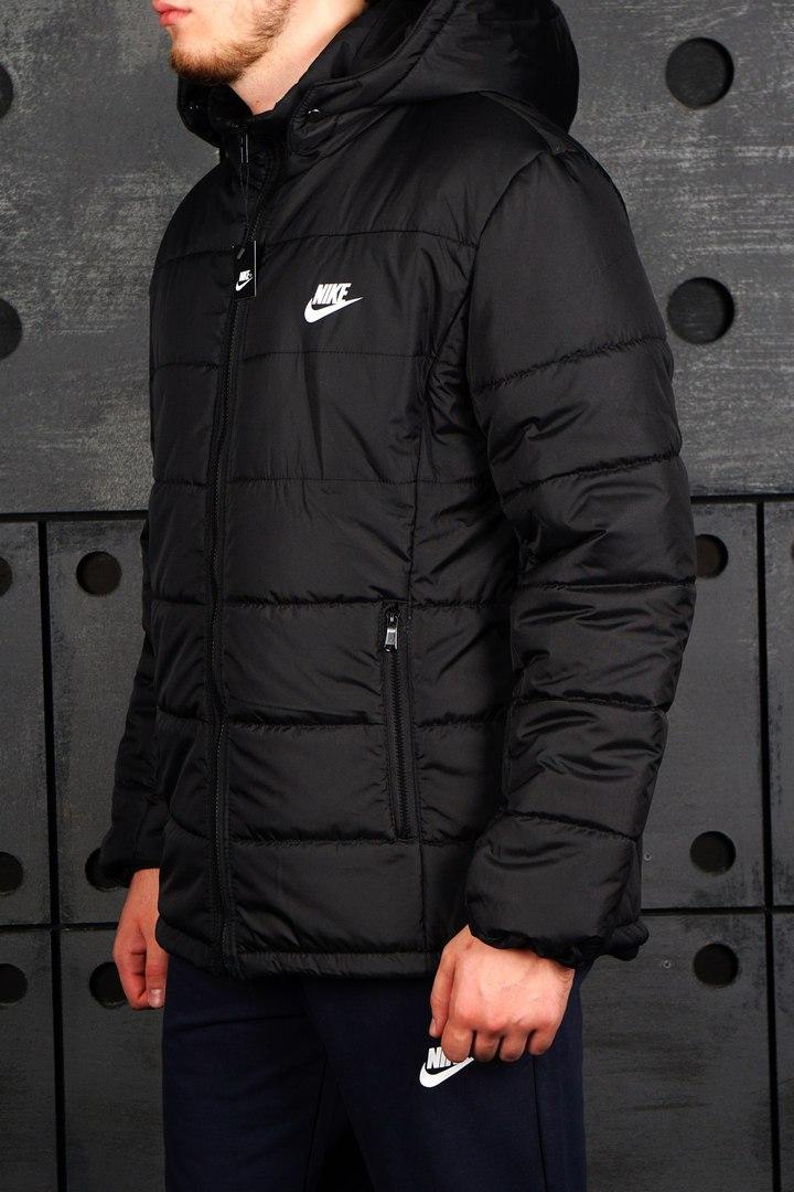 Куртка Nike (Найк) , чёрная