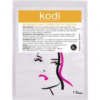 Безворсовый гелевый патч под глаза Kodi для наращивания ресниц