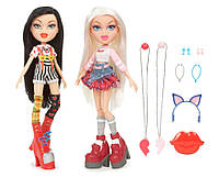 Набір оригінал Bratz 2 Pack BFFL: Cloe and Jade Dolls