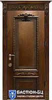 Входная дверь из массива ясеня