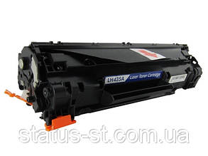 Картридж аналог HP 35A (CB435A) для принтера LJ P1005, P1006