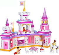"""Детский конструктор"""" замок принцессы"""" SLUBAN"""